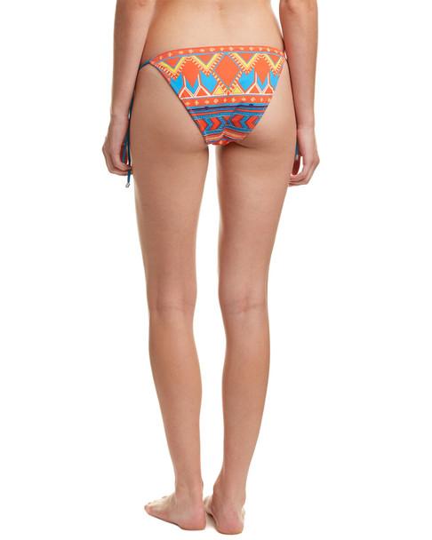 Hale Bob Printed String Bikini Bottom~1414072244