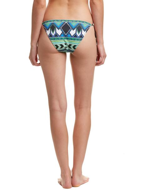 Hale Bob Printed String Bikini Bottom~1414072245