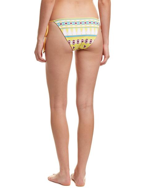 Hale Bob Printed String Bikini Bottom~1414072249