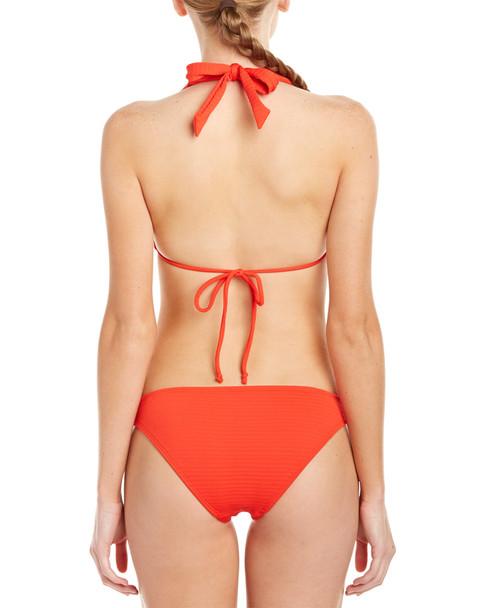 Shoshanna Poppy Textured Bikini Bottom~1414842642