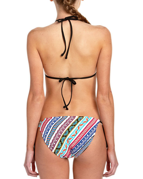Trina Turk Special Border Tie Bottom~1414843842