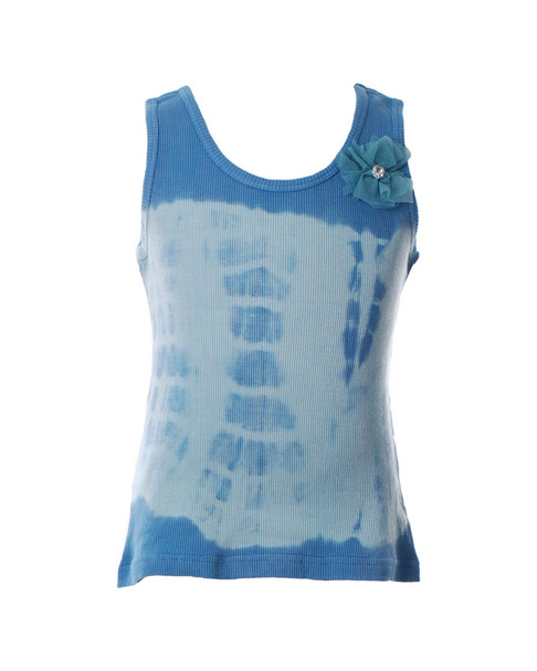 Cupcake and Pastries Tie-Dye Tank~1511270563