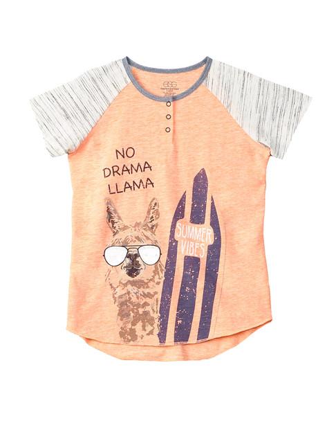 Egg Zack Henley T-Shirt~1511745634