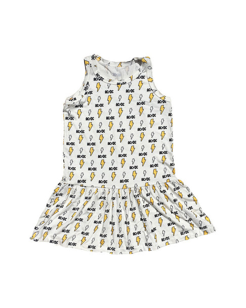Rowdy Sprout Rock Graphic Printed Tank Dress~1511771329