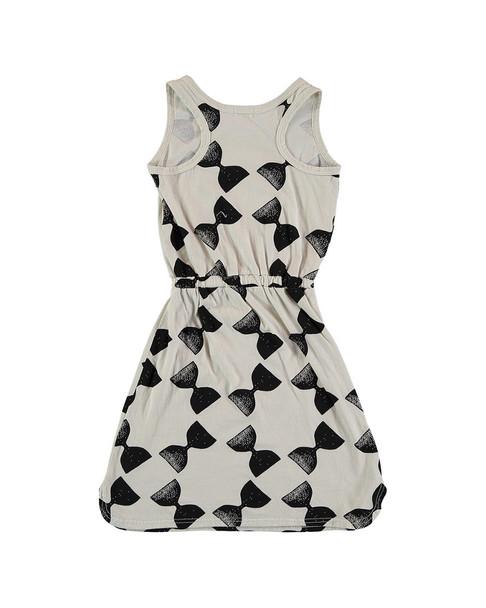 Picnik Grid Print Dress~1511772163