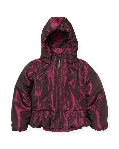 Molo Metallic Hooded Jacket~1511772722