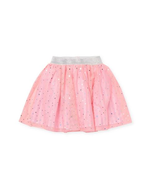 Billieblush & Polka Dot Tulle Skirt~1511774927