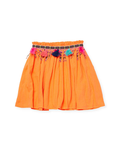 Billieblush Tassel Flare Skirt~1511774959