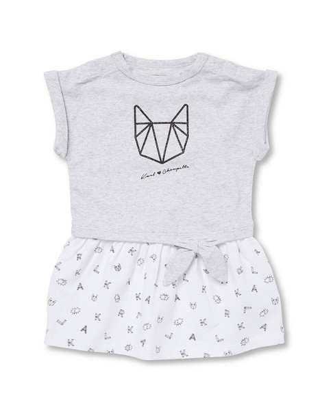 Karl Lagerfeld Popover T-Shirt Dress~1511785523