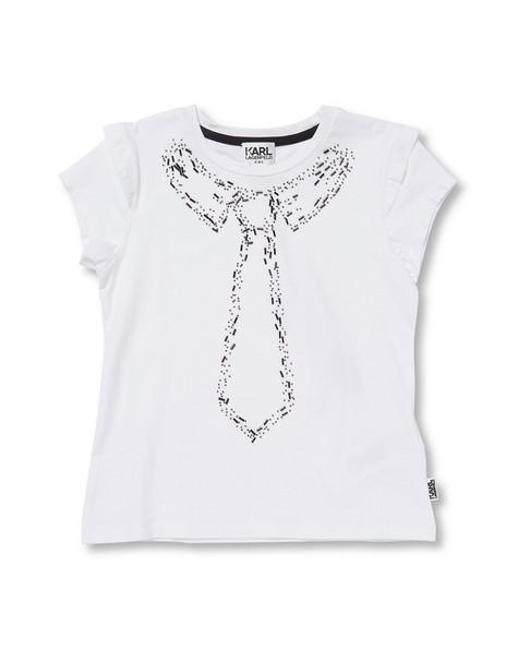 Karl Lagerfeld Beaded T-Shirt~1511785546