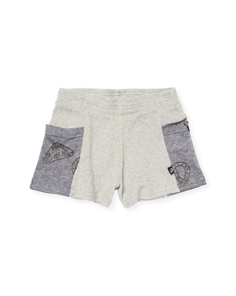 Terez Contrast Pocket Short~1511786993