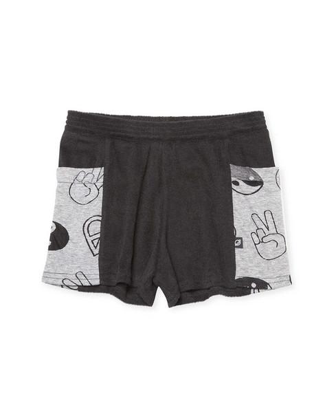 Terez Contrast Pocket Short~1511786994