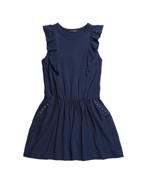 Imoga Janet Solid Dress~1511787055