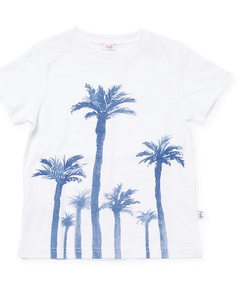 Il Gufo Palm Tree T-Shirt~1511790506