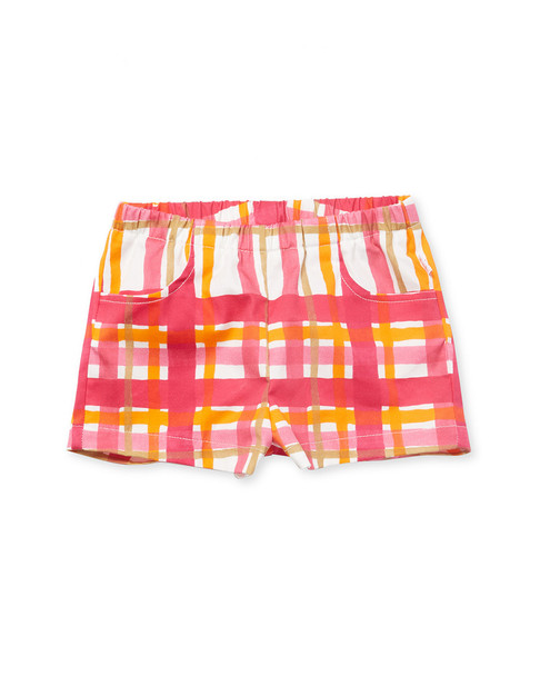 Il Gufo Check Short~1511790518