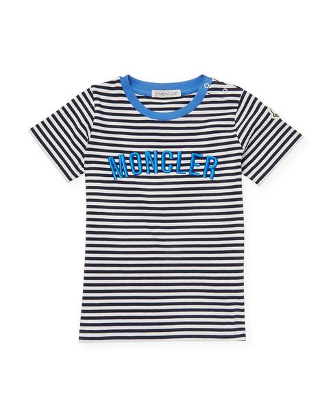 Moncler Stripe T-Shirt~1511791698