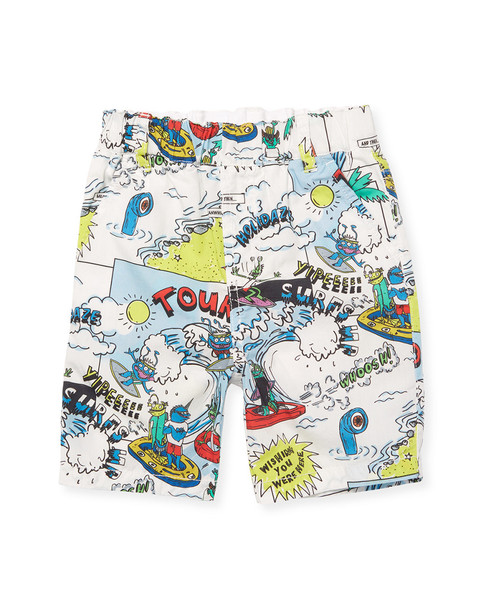 Stella McCartney James Tourists Short~1511792811