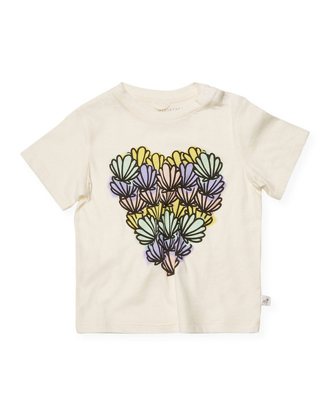 Stella McCartney Heart Shell T-Shirt~1511793853