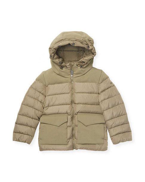 ADD Quilted Hoodie Jacket~1511800727