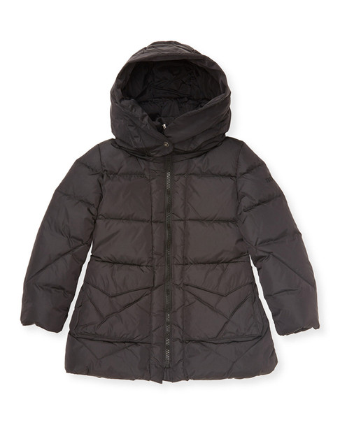 ADD Hood Quilted Jacket~1511800946