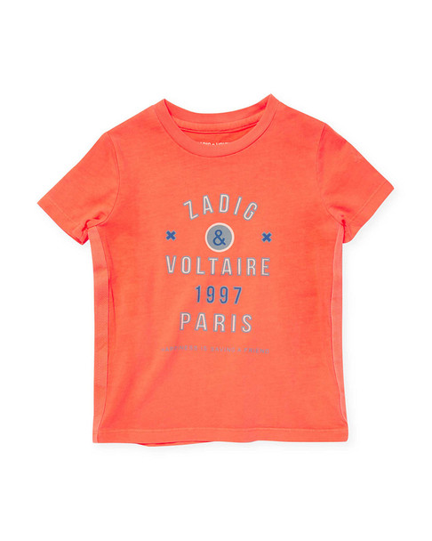 ZADIG & VOLTAIRE Graphic T-Shirt~1511803576