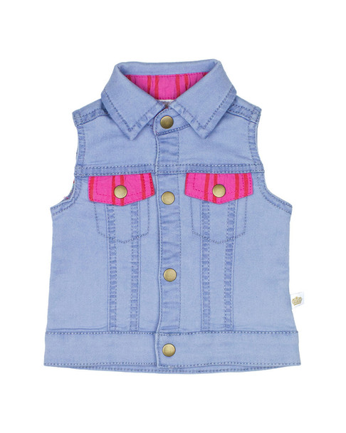 Rosie Pope Solid Vest~1511807223