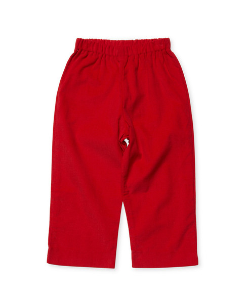 Busy Bees Solid Pull On Pant~1511812825