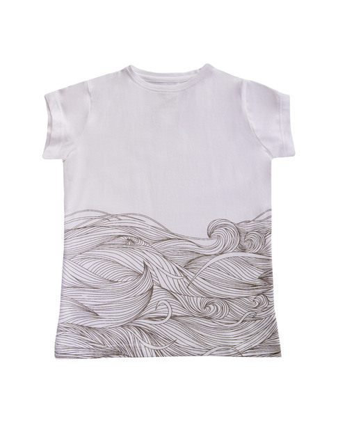 Nui Organics Shilo Short Sleeve T-Shirt~1511926927