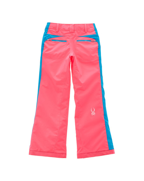 Spyder Girls' Pink Thrill Tailored Pant~1511929625