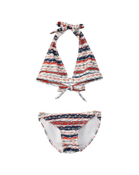 Shoshanna Girls' Halter Bikini~1545558606