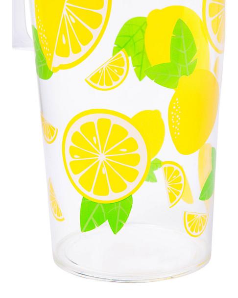 Sunnylife 5pc Lemon Party Drinkware Set~3010776145