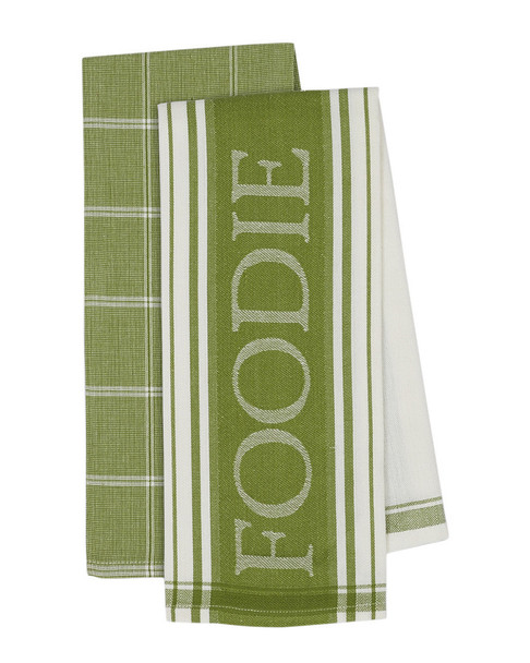 Set of 4 Gourmet Dish Towels~3010816883