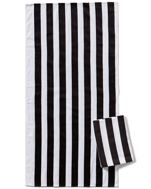 Cabana Stripes 2pc Beach Towel Set~3030317538