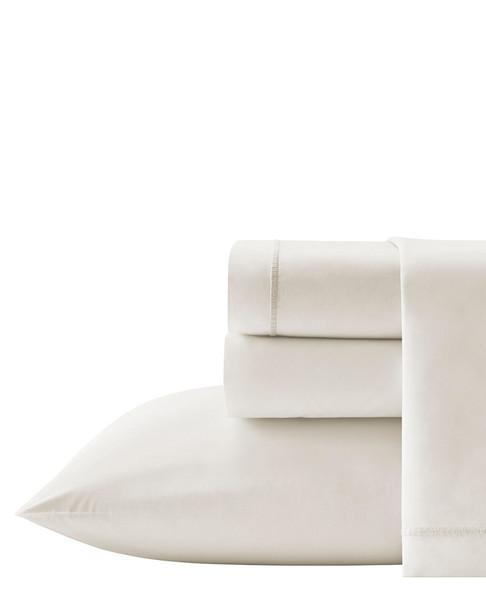 Vera Wang Passimenterie Bone Sheet Set~3030714519
