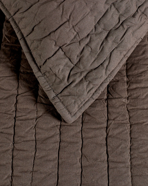 """Amity Home """"Pick Stitch"""" Open Stock Quilt & Shams~3030823588"""