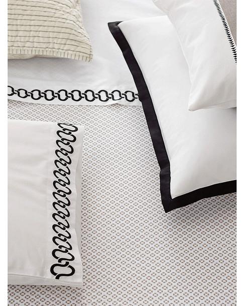 Serena & Lily Set of 2 Cut Circle Pillowcases~3030832971