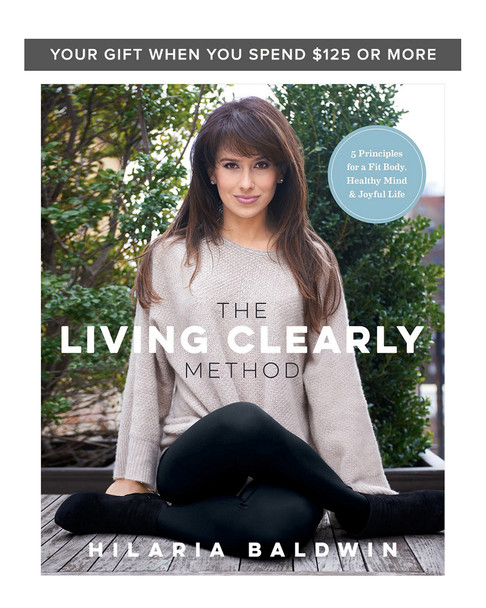 Macmillan The Living Clearly Method: 5 Principles for a Fit Body, Healthy Mind & Joyful Life~3050770175