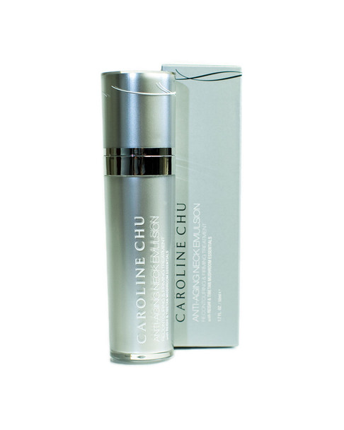 Caroline Chu Anti-Aging Neck Emulsion Recontouring & Firming Treatment~4120888582