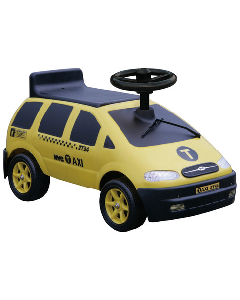 GiGGo Toys NY Taxi Cab Ride-On Toy~7014766958