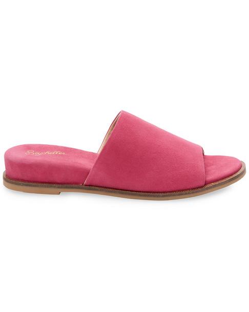Seychelles Take A Dive Leather Slide Sandal~1311801524