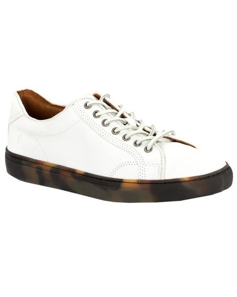 Frye Walker Low Lace Suede Sneaker~1312667275