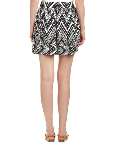 tbagslosangeles Printed Skirt~1411004825