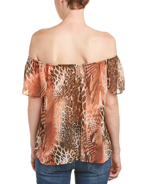 tbagslosangeles Off-the-Shoulder Top~1411004841
