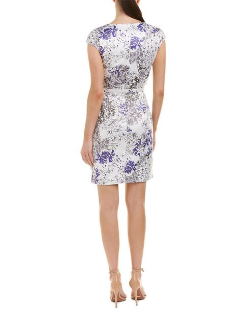 Zeraco Lanyayi Silk-Blend Dress~1411004939