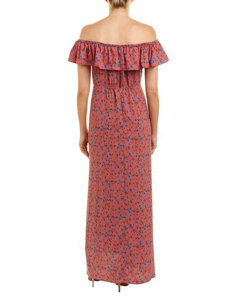 Flair The Label Floral Maxi Dress~1411006298