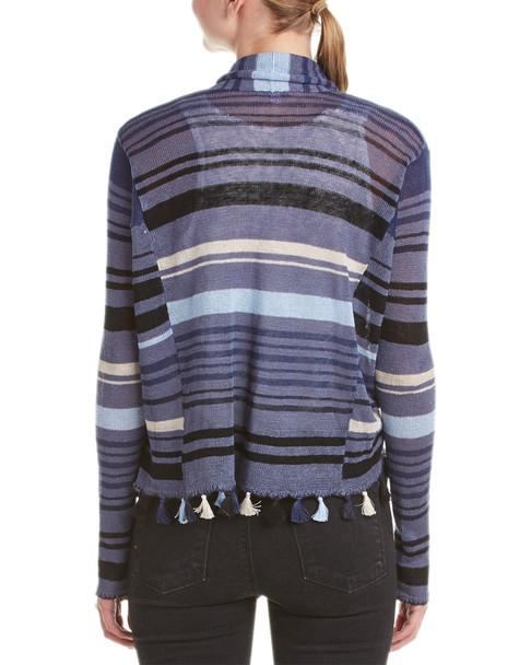 Calypso St. Barth Clora Linen Sweater~1411059227