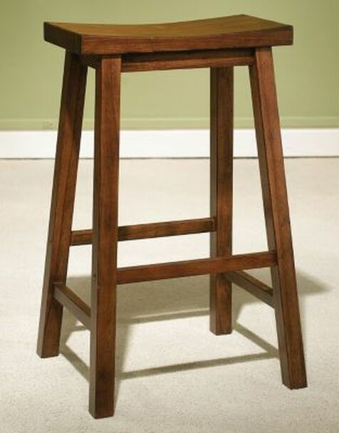 Honey Brown Bar Stool-3101