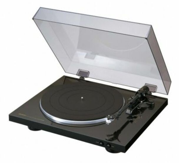 Fully Automatic Turntable with Metal Platter -22666