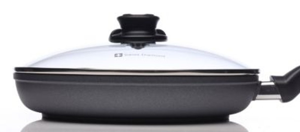 Fry Pan with Lid-95491