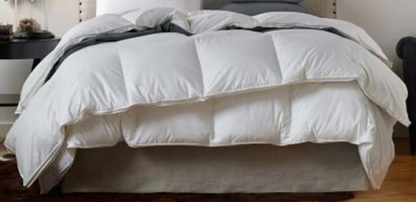 "Serenity 15"" Baffle Boxstitch Winter Weight Comforter - PrimaSera Down Alternative-184375"